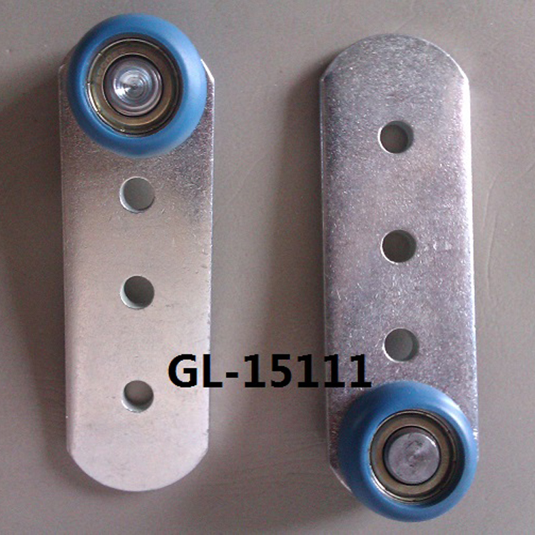 Rail Pulley Steel Roller For Curtainsider Van Parts