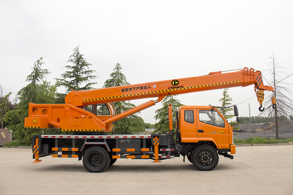 T-King crane for sale