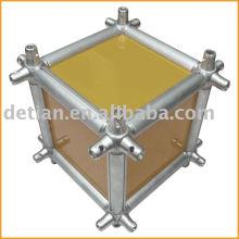 Cubos múltiplos \ conector de treliça \ junções de treliça \ sistema de treliça