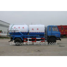 Dongfeng 153 Aspirador de aguas residuales montado en camión