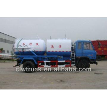Dongfeng 153 caminhão montado limpador de esgoto