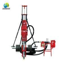simple structure easy operate blast hole drilling rig