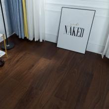 Prefinished Walnut engineered hardwood flooring