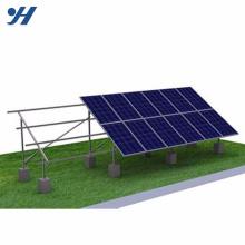 Quadro solar de aço galvanizado zinco quente do material de construção da venda