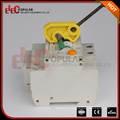 Elecpopular China Factory Cheap Price Yellow Small Size Plastic Mcb Switch Lockout Device