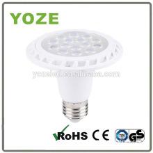 LED Commercial Spotlight PAR30 9W Plastic LED Lighting System