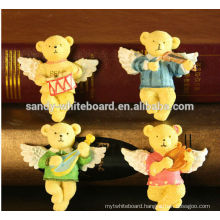 Personality angel refrigerator whiteboard magnetic beads