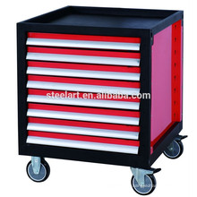 Workshop professional metal tool box roller cabinet
