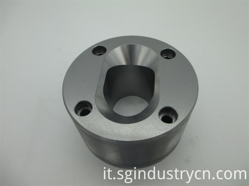 Stainless Machining Fixtures Jigs