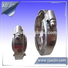 V-band clamp,Flange clamp,V groove clamp