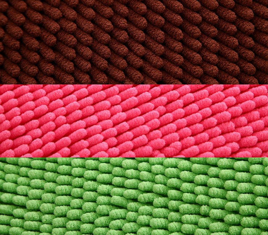 Colorful Tub Mat