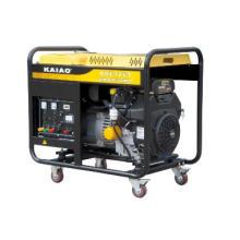 10кВА бензиновый генератор с двигателями Колера, открытая рама