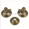 Usine personnalisée européenne Toutes les pièces d'éclairage en fonte de cuivre