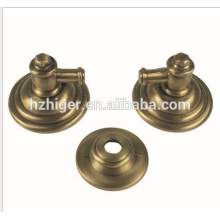 Fábrica de costume europeu Todas as peças de alumínio de fundição de fundição de cobre