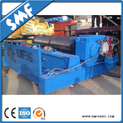High Efficiency Electric Open Winch with High Quality VFD Motor