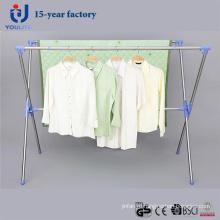Вешалка для одежды Extendable X-типа из нержавеющей стали
