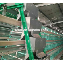 Steel breeding multilayer cage for chicken shed equipment