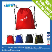 Eco-friendly Promotional Drawstring Travel Bag With Factory Price