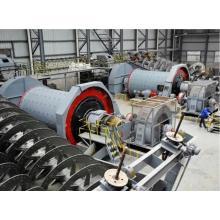 Máquina de molino de polvo de carbonato de calcio