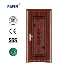 Puerta de acero económica de la venta caliente (RA-S092)