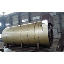 Caldera de agua caliente con rodamientos de condensación de aceite Wns14