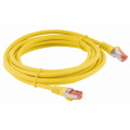 cat6 copper version 28awg S/FTP type patch cord