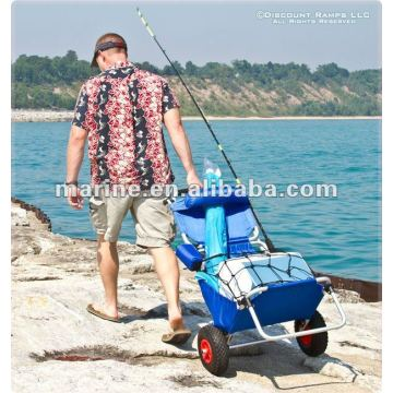 New style Aluminium Beach Chair Cart /Fishing Equipment/Swimming Stuff