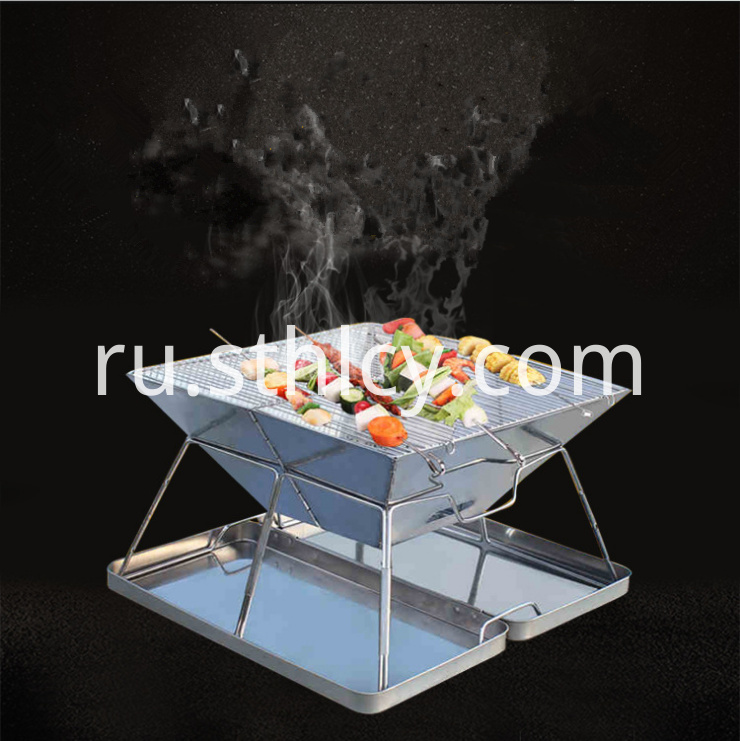 Stainless Steel Bbq Tools1