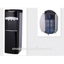 Stainless steel bottom bottled water dispenser