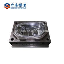 Los productos competitivos chinos venden al por mayor el molde de bañera del bebé del molde bajo de la bañera del plástico del precio bajo