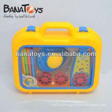 Crianças plástico ABS brinquedo máquinas elétricas projetos