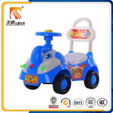 Neues Art- und Weisepopuläres Kind-Schwingen-Auto mit großem Korb-Großverkauf