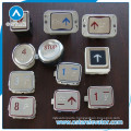 Round, Square, Oval Shaped Push Buttons, Elevator Parts (OS43)