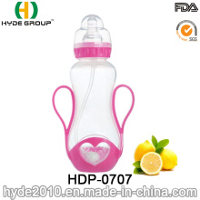 Baby Plastic PP Feeding Milk Water Bottle (HDP-0707)