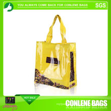 PVC Reusable Grocery Bag (KLY-PVC-0015)