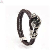 Wholesale Fancy Expandable Specialized Leather Bracelet