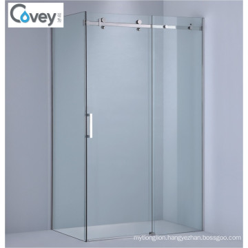 Sliding Stainless Steel Bathroom Shower Enclosure with Ce Certification (KW05)