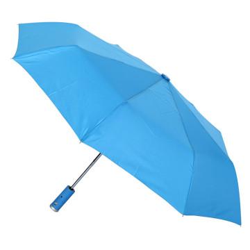 Auto Open & Close UV Schutz LED Regenschirm (JY-256)