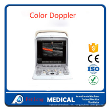 D 4 portátil Color Doppler ecógrafo Scanner