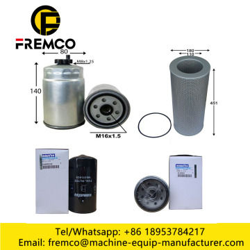 Spin-on Hydraulic Filter for Excavating Machine Filter