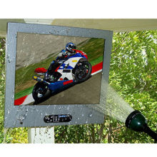 Outdoor HD LCD Display with 1,208 x 1,024-pixel Resolution and 3000:1 Contrast Ratio