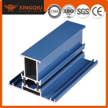 Perfil de aluminio de la extrusión 6063, perfil de aluminio de la fábrica del perfil