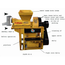 sunflower sheller thresher