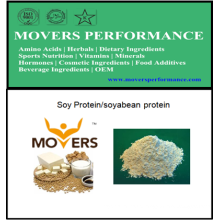 Proteína natural da venda quente: Proteína de soja / proteína de Soyabean