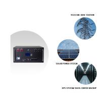 Bateria solar de baixa autodescarga 48V 100Ah