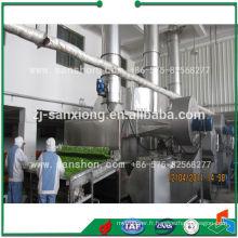 Machine de séchage de légumes de type SBJ Belt Type