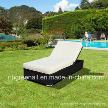Todo el tiempo ajustable patio al aire libre Chaise Lounge Muebles