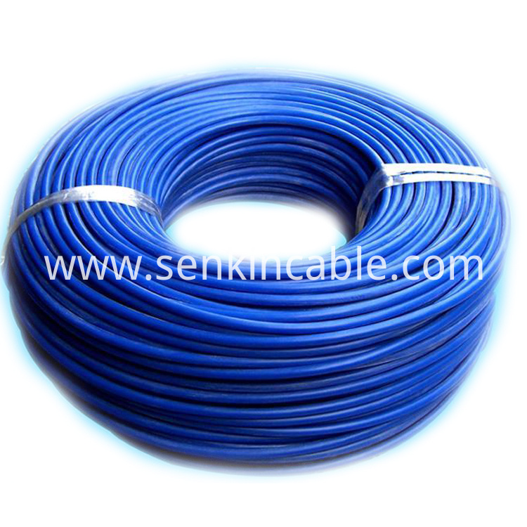Temperature Oil Resistance Robot Silicone Cable