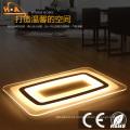 Luz de teto moderna do diodo emissor de luz da alta qualidade 55W para a sala de visitas