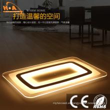 Luz de techo moderna de alta calidad de 55W LED para la sala de estar